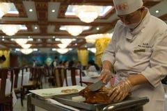 Peking roast duck Stock Image