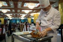 Peking roast duck Royalty Free Stock Images