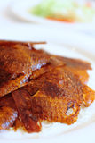 Peking Roasted Duck Royalty Free Stock Images