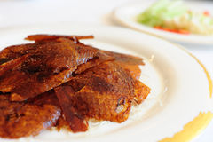Peking Roasted Duck Stock Photography