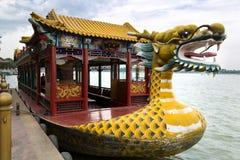 Peking sommarslott Royaltyfri Foto