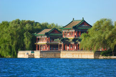 Peking-Sommer-Palast, China Stockfotos