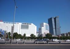 Peking städtisch, China Stockfotografie