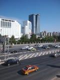 Peking städtisch, China Stockbild