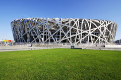 Peking-Staatsangehörig-Stadion Lizenzfreies Stockbild