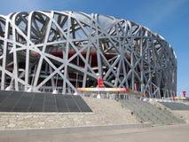 Peking-Staatsangehörig-Stadion Stockfotos
