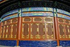 Peking-Tempel des Himmels Stockfoto