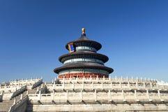 Peking-Tempel des Himmels Lizenzfreie Stockfotos
