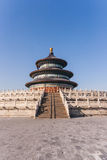 Peking Templo do Céu Fotografia de Stock Royalty Free