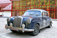 Peking to Paris Rally 2013 Royalty Free Stock Images