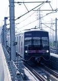 Peking-U-Bahn Stockbild