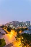 Peking-Universität von Luftfahrt und von Astronautik Stockfoto