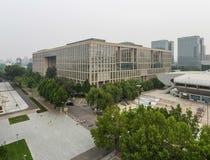 Peking-Universität von Luftfahrt und von Astronautik Stockfotos