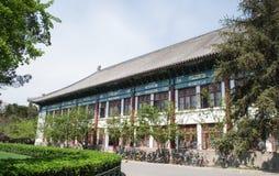 Peking University building 4 Royalty Free Stock Image