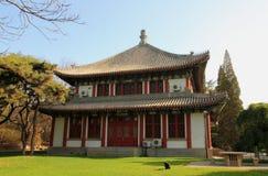 Peking University Campus Stock Photo