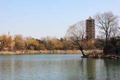 Peking university Royalty Free Stock Image