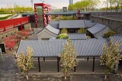 Peking-Viereck stockfotografie
