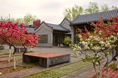 Peking-Viereck stockfotos