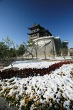 Peking Zhengyangmen Stock Foto