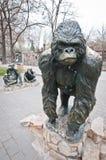 Peking-Zoo Lizenzfreies Stockbild
