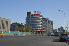 Pekinggataplats 3 Royaltyfri Bild