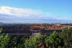 Pekings verbotene Stadt Lizenzfreie Stockfotografie