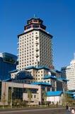 PekingslottSoluxe hotell Astana royaltyfria bilder