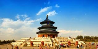 Pekingtempel av himmel Royaltyfri Bild