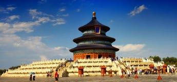 Pekingtempel av himmel Arkivbilder