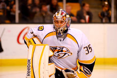 Pekka Rinne Nashville Predators. Nashville Predators goalie Pekka Rinne #35 Stock Photo
