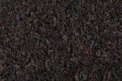 Pekoe de Uva - chá preto de Ceilão da elite Textura fotografia de stock royalty free