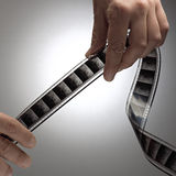 Película fotos de stock royalty free
