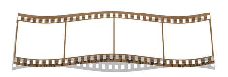 Película. Imagen de archivo