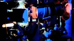Película, antigüedad, ocio, fascinación almacen de metraje de vídeo