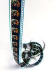 Película cinematográfica Foto de archivo