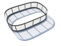 película da foto de 35 milímetros Ilustração do Vetor