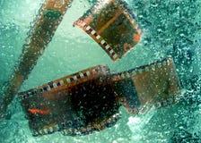 película de 35 milímetros Imagem de Stock Royalty Free