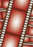 película de 35m m en vector Imagenes de archivo