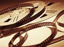 película de 8m m fotografía de archivo