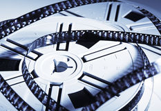 película de 8mm Imagens de Stock