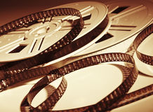 película de 8mm Fotografia de Stock