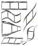 Película de celulóide Imagem de Stock