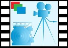 Película de color Fotografía de archivo