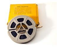 película de filme de 8mm Fotos de Stock