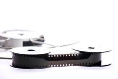 Película de filme velha Imagens de Stock