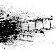 Película de Grunge ilustração royalty free