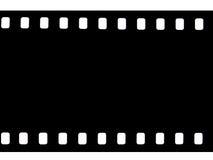 Película de la cámara Foto de archivo libre de regalías