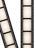 Película de la cámara Imágenes de archivo libres de regalías