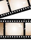 Película de la cámara de Grunge Imagen de archivo