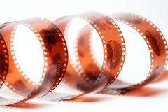 película de la foto de 35m m Imágenes de archivo libres de regalías